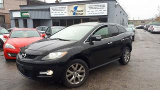 Used 2009 Mazda CX-7 GT AWD LEATHER, P-MOON, BLUETOOTH for sale in Etobicoke, ON