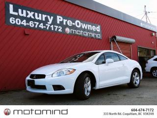 Used 2009 Mitsubishi Eclipse GS for sale in Coquitlam, BC