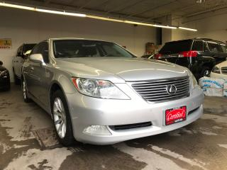 Used 2008 Lexus LS 460 |NAVI|BACK -UP CAM|LEATHER INTERIOR| for sale in North York, ON
