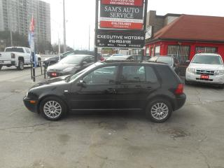 Used 2006 Volkswagen Golf TDI FUEL SAVER 1000KM PER TANK! for sale in Scarborough, ON