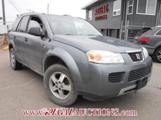 Used 2006 Saturn VUE  4D UTILITY 2WD for sale in Calgary, AB