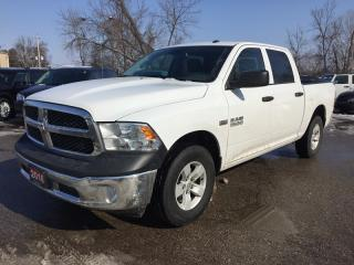 Used 2016 RAM 1500 TRADESMAN * 4WD * ONE OWNER * LOW KM for sale in London, ON