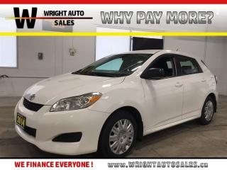 Used 2014 Toyota Matrix BLUETOOTH|AIR CONDITIONING|72,903 kMS. for sale in Cambridge, ON