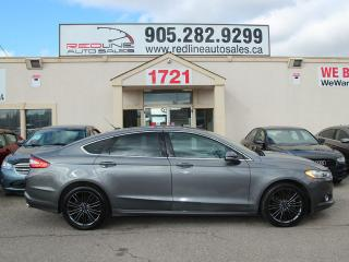 Used 2013 Ford Fusion SE, Leather, Sunroof, Navi, WE APPROVE ALL CREDIT for sale in Mississauga, ON