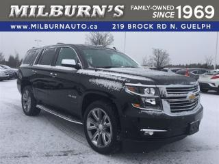 Used 2015 Chevrolet Tahoe LTZ, NAVI, DVD, REAR CAMERA, LEATHER for sale in Guelph, ON