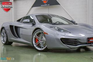 Used 2012 Mclaren mp4-12c Coupe for sale in Oakville, ON