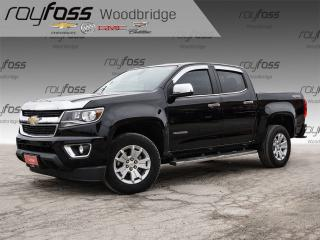 Used 2016 Chevrolet Colorado LT NAV, BACKUP CAM, LEATHER for sale in Woodbridge, ON