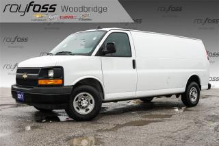 Used 2017 Chevrolet Express 2500 1WT for sale in Woodbridge, ON