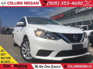 Used 2017 Nissan Sentra S | $104.00 BI-WEEKLY | CANCELLED FLEET ORDER | for sale in St Catharines, ON