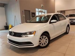 Used 2015 Volkswagen Jetta Sedan TRENDLINE-AUTO-CAMERA-HEATED SEATS-ONLY 75KM for sale in York, ON