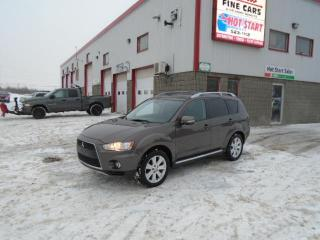 Used 2010 Mitsubishi Outlander GT for sale in Sudbury, ON