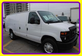 Used 2012 Ford E250 3/4 ton Econoline extended cargo van for sale in Woodbridge, ON
