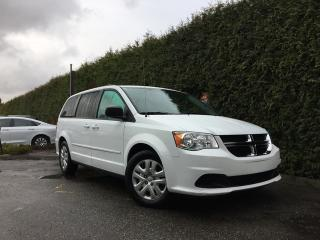 Used 2016 Dodge Grand Caravan SXT + CLIMATE GROUP + NO EXTRA DEALER FEES + FREE LIFETIME ENGINE WARRANTY for sale in Surrey, BC