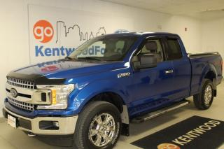 Used 2018 Ford F-150 3 MONTH DEFERRAL! *oac | 5.0L V8 | 4x4 | XTR Pkg | rear View Camera | for sale in Edmonton, AB