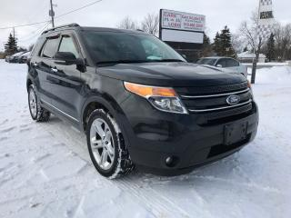 Used 2012 Ford Explorer LIMITED for sale in Komoka, ON
