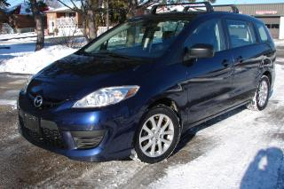 Used 2010 Mazda MAZDA5 GS for sale in Mississauga, ON
