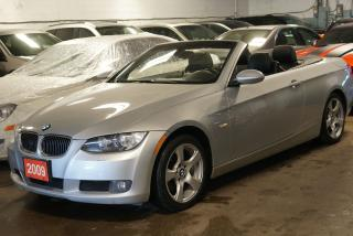 Used 2009 BMW 3 Series 328I,Low KMs,Convertible,Bluetooth for sale in North York, ON