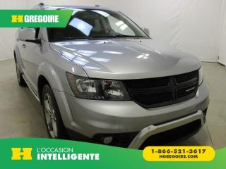 Used 2017 Dodge Journey Crossroad Awd 7 for sale in St-Léonard, QC