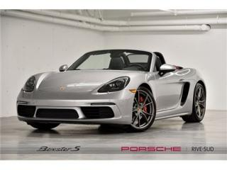 Used 2017 Porsche Boxster 718 S Démo Pdk for sale in Saint-hubert, QC