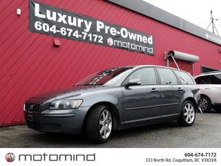 Used 2005 Volvo V50 2.4L for sale in Coquitlam, BC
