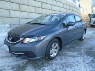Used 2014 Honda Civic LX for sale in Fredericton, NB