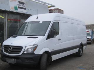 Used 2014 Mercedes-Benz Sprinter EXTENDED HIGH ROOR  2500 for sale in North York, ON
