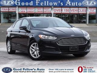 Used 2015 Ford Fusion SE MODEL, SUNROOF, REARVIEW CAMERA, NAVIGATION for sale in North York, ON