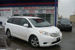 Used 2015 Toyota Sienna LE 8 PASSENGER ,ALLOY, for sale in Etobicoke, ON