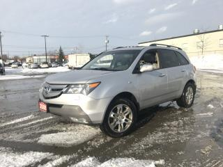 Used 2008 Acura MDX AWD, Leather,Sunroof,3/Ywarranty availab for sale in North York, ON