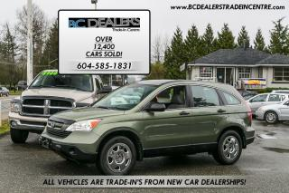 Used 2009 Honda CR-V LX AWD, Local, No Accidents, 156k, Very Clean! for sale in Surrey, BC