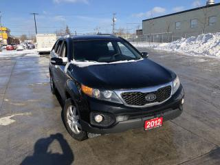 Used 2012 Kia Sorento Automatic, 4 Door, 3/Y Warranty available for sale in North York, ON