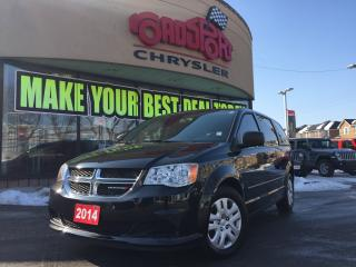 Used 2014 Dodge Grand Caravan SE 7 PASS TINTED WINDOWS for sale in Scarborough, ON
