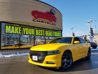 Used 2017 Dodge Charger R/T HEMI NAVI P-ROOF LEATHER BLIND SPOT for sale in Scarborough, ON