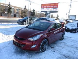 Used 2012 Hyundai Elantra Limited w/Navi for sale in Scarborough, ON