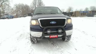 Used 2008 Ford F-150 XLT for sale in Cambridge, ON