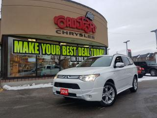 Used 2014 Mitsubishi Outlander GT for sale in Scarborough, ON
