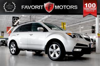 Used 2012 Acura MDX Technology Package SH-AWD | 7-PASSENGER | NAV for sale in North York, ON