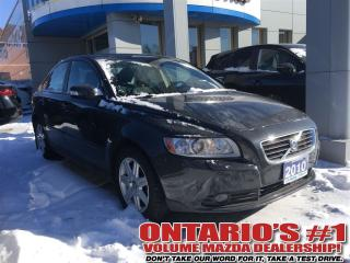 Used 2010 Volvo S40 2.4i PREMIUM-TORONTO for sale in North York, ON