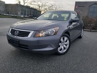 Used 2008 Honda Accord EX-L for sale in West Kelowna, BC