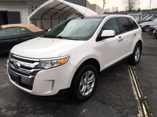 Used 2011 Ford Edge Coquitlam for sale in Langley, BC