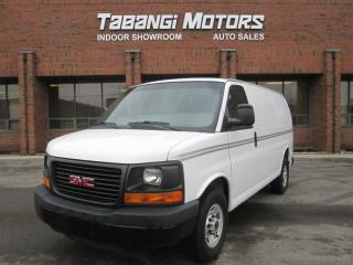Used 2011 GMC Savana CARGO | INTERIOR SELF SPACE (REMOVABLE) for sale in Mississauga, ON