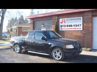 Used 2000 Ford F-150 Harley Ed Supercab - Gorgeous Rare Truck for sale in Elginburg, ON