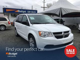 Used 2015 Dodge Grand Caravan Navigation, Stow n Go Seating, DVD for sale in Vancouver, BC