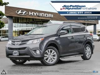 Used 2015 Toyota RAV4 LIMITED AWD for sale in Surrey, BC