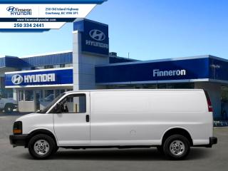 Used 2015 GMC Savana Cargo Van 2500 Series  - local for sale in Courtenay, BC