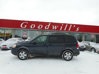 Used 2008 Pontiac Montana Sv6 CLEAN CARPROOF! QUAD SEATS! for sale in Aylmer, ON