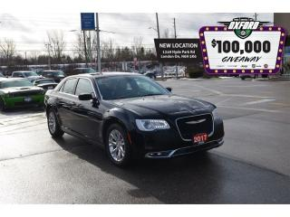 Used 2017 Chrysler 300 Touring - Heated Seats, Bluetooth, Back Up Cam for sale in London, ON