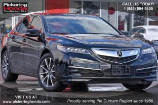 Used 2017 Acura TLX 3.5L SH-AWD w/Tech Pkg for sale in Pickering, ON