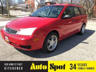 Used 2005 Ford Focus SE/LOW, LOW KMS!/PRICED FOR A QUICK SALE! for sale in Kitchener, ON