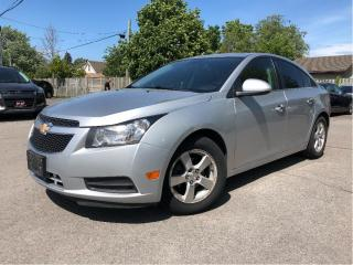 Used 2014 Chevrolet Cruze Leather Back Up Camera Moonroof for sale in St Catharines, ON